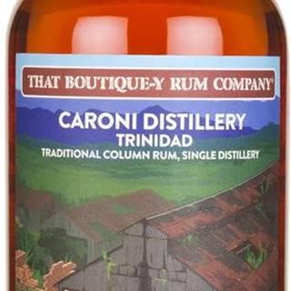 That Boutique-y Rum Company Caroni 20 ročný 54,7% 0,5l