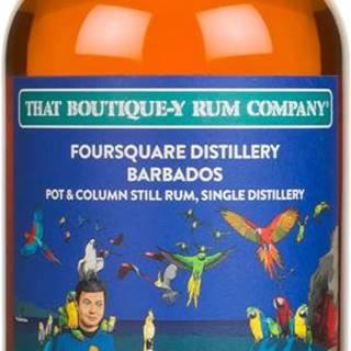 That Boutique-y Rum Company Foursquare 12 ročný 53,7% 0,5l