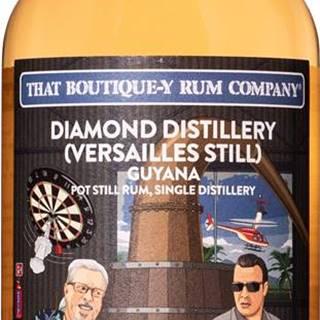 That Boutique-y Rum Company Guyana 14 ročný 55,6% 0,5l