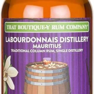 That Boutique-y Rum Company Labourdonnais 5 ročný 49,8% 0,5l