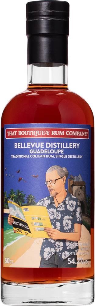 That Boutique-y Rum Company That Boutique-y Rum Company Bellevue 19 ročný 54,2% 0,5l