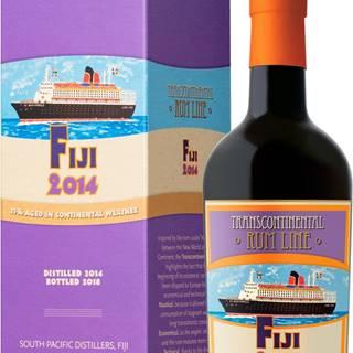 Transcontinental Rum Line Fiji 2014 48% 0,7l
